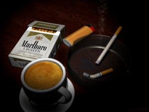 Caffè e sigaretta : il piacere che uccide